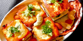 Fried Paneer Receipe with mayonaise