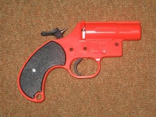PUBG Mobile Flare Gun
