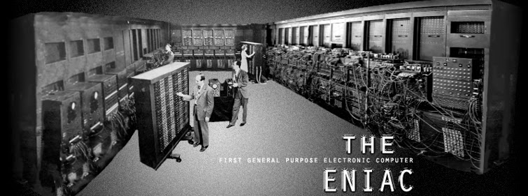 ENIAC - First General Purpose Electronic Computer