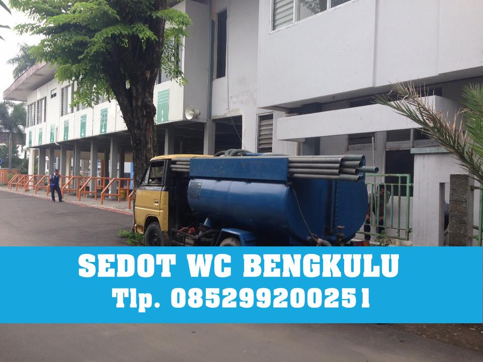 Ahli Sedot WC Kota Bengkulu Telp 082187420809