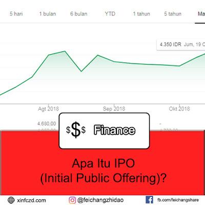 Apa Itu IPO (Initial Public Offering)?