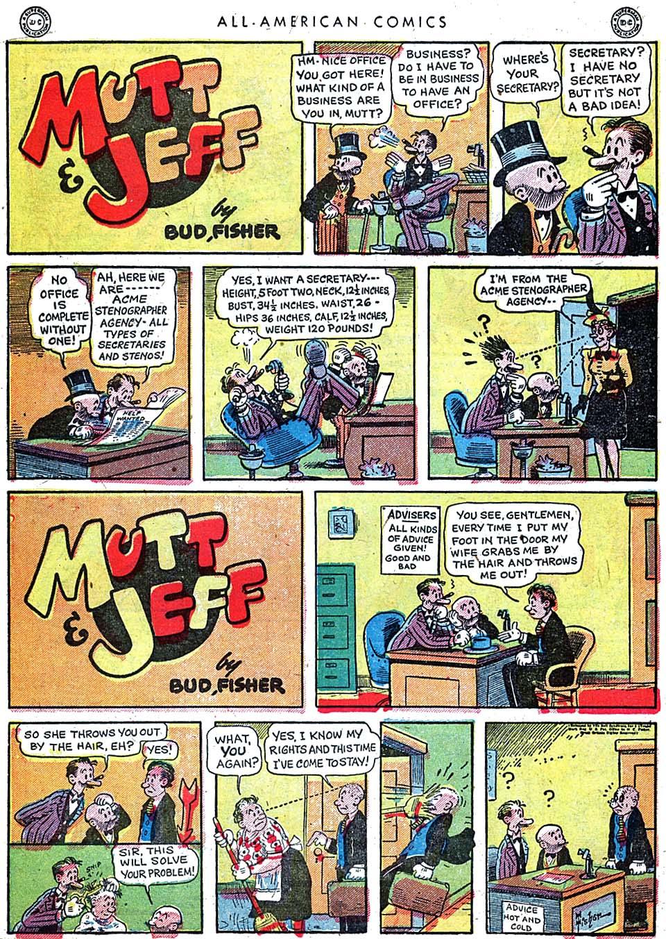 Read online All-American Comics (1939) comic -  Issue #62 - 30