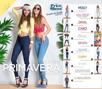 Catalogo price shoes jeans primavera 2017 completo for Catalogo bp 2017