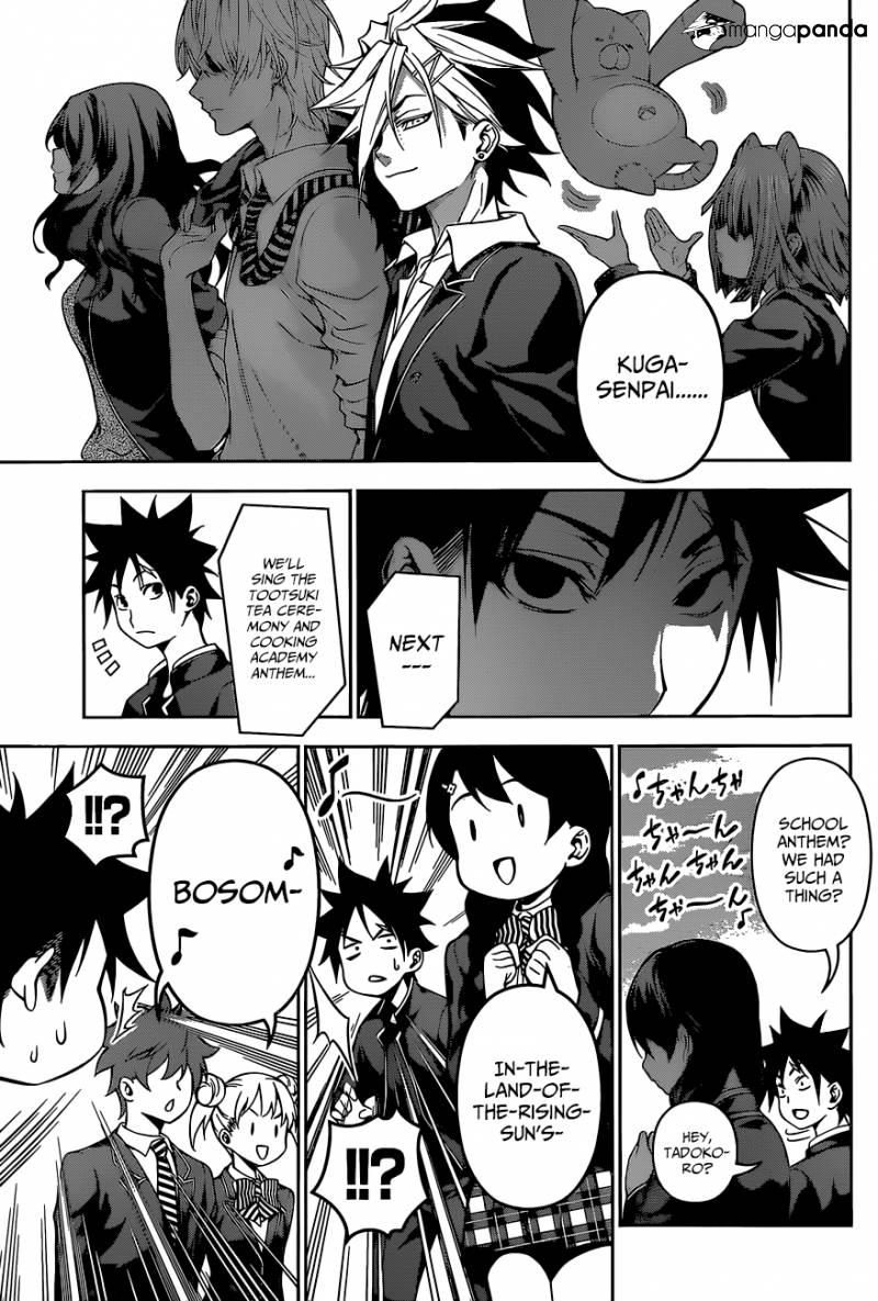 Shokugeki no Soma - Chapter 149