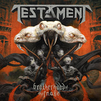 "Testament - ""Brotherhood of the Snake"""