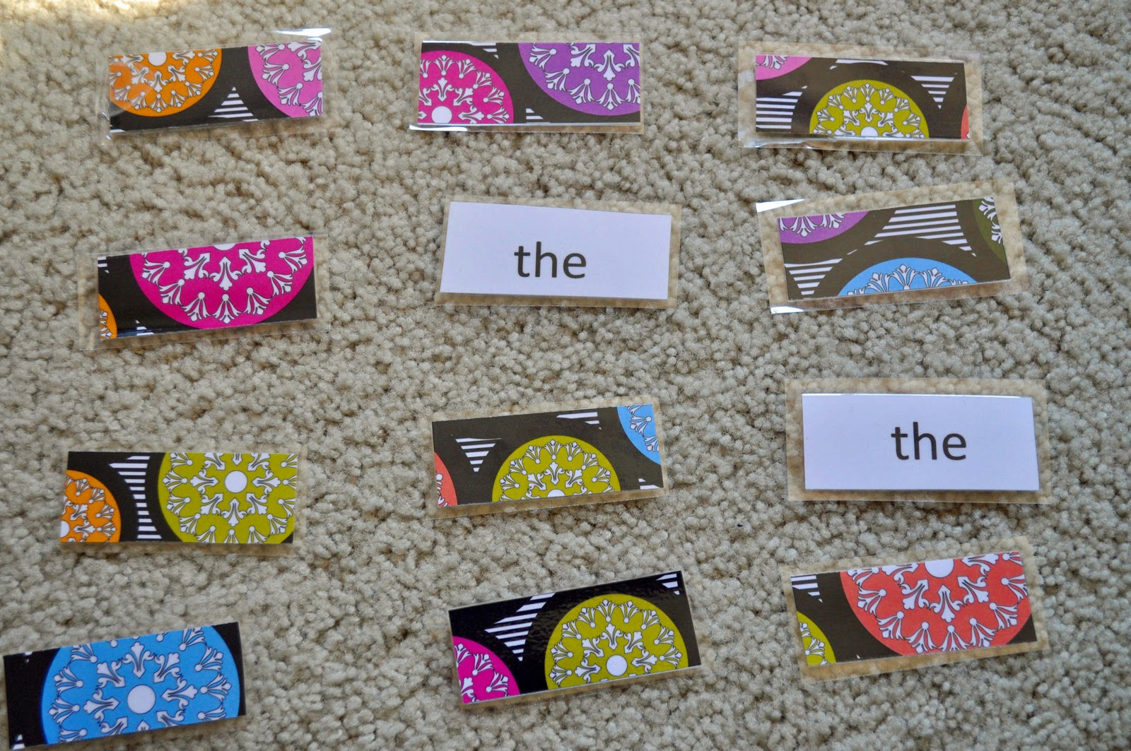 Sight Word Memory by Kelsey Burns | Teachers Pay Teachers |Sight Word Memory