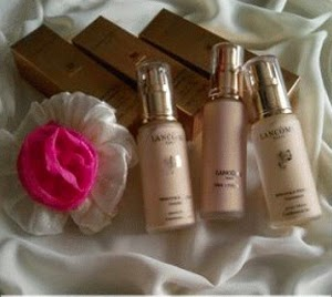 Jual LANCOME PARIS FOUNDATION 50ml