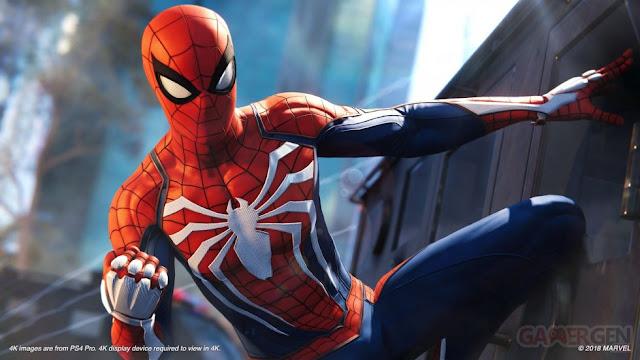 بعد أن أصبحت جاهزة للإطلاق لعبة Spider-Man تعود عبر مجموعة صور غاية في الروعة ..