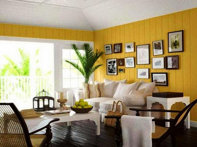 interior wall paint color combinations