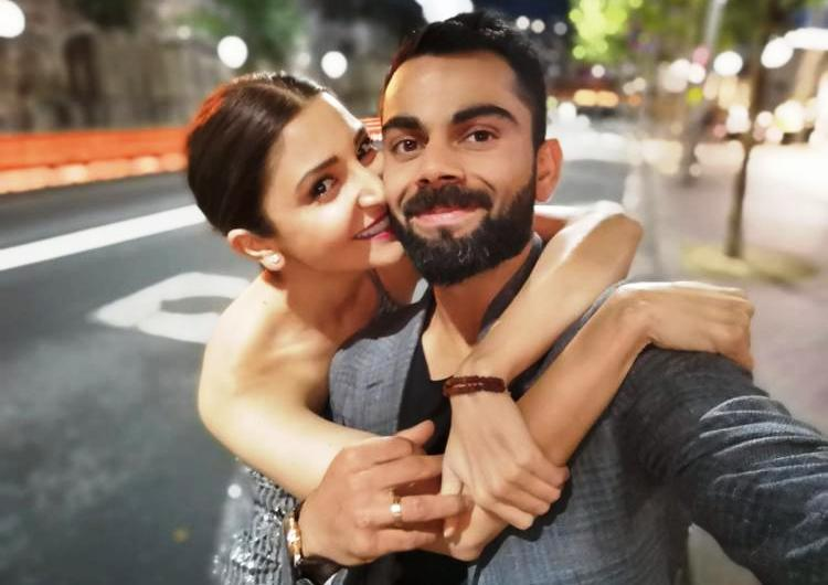 Virat Kohli and Anushka Sharma welcome 2019 in Sydney