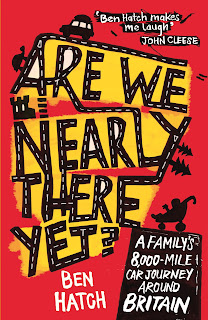 Are we nearly there yet? Book review and giveaway