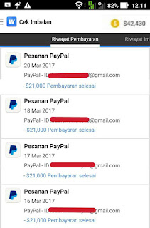 Pembayaran whaff