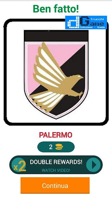 Calcio Italiano - Logo Quiz soluzione livello 11 12 13 14 15 16 17 18 19 20 | Parola e foto