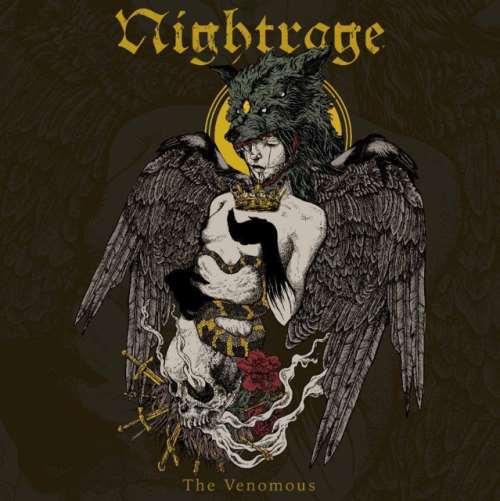 "NIGHTRAGE: Ακούστε το  ""The Venomous"" απο το επερχόμενο ομότιτλο album"