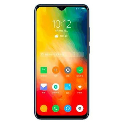 Lenovo K6 Enjoy Phone Display