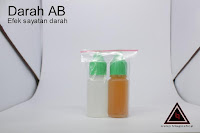 Jual Magic Blood sayatan darah