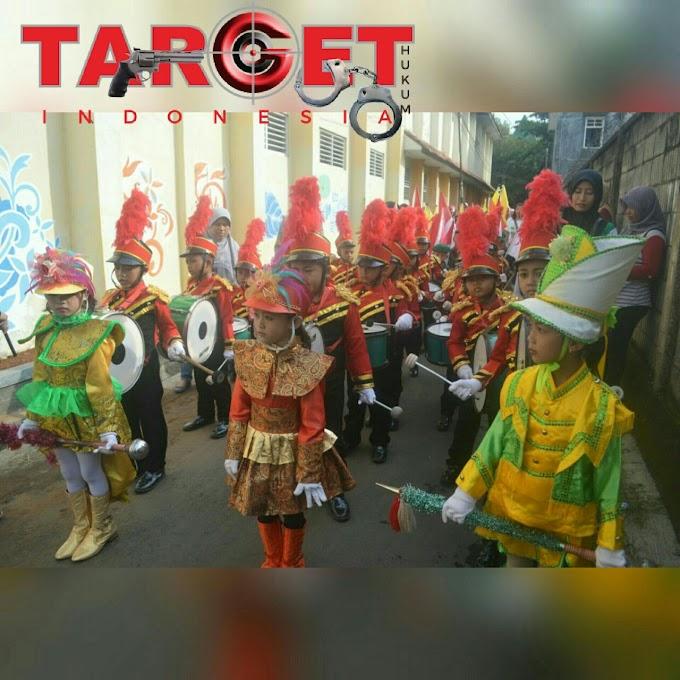 TK Kartika IIl / 43  Peringati Hari Kartini Dengan Pawai Karnaval