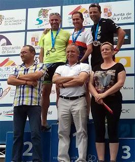 Triatlón Aranjuez Campeonato de España Triatlón Almazán