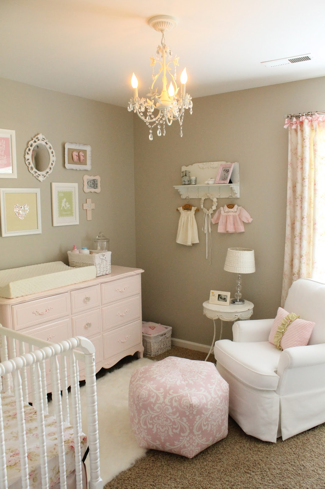 Baby Room Accessories: Front Porch Lemonades: Nursery Reveal