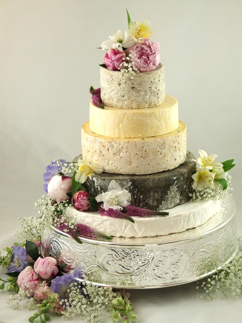Cheese Wedding Cake Cost