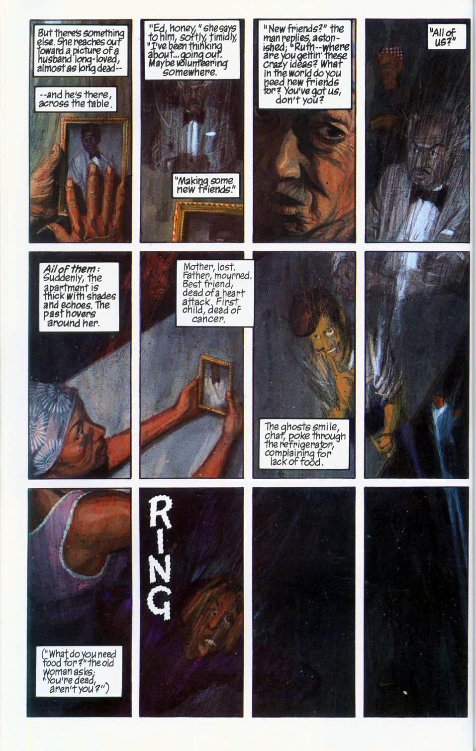 Read online Mercy comic -  Issue # Full - 27