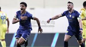 النصر يضغط على الهلال بتحقيق الفوز على نادي الحزم في الدوري السعودي