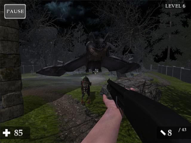 تحميل لعبة الرعب واطلاق النار All Evil Night برابط مباشر