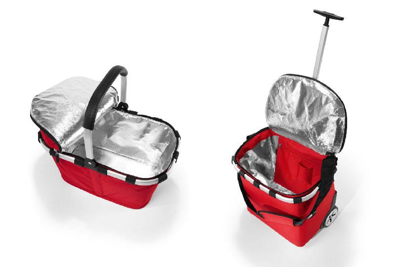 carrybag e carrycruiser di Reisenthel