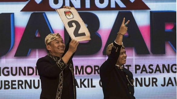 Posisi Buncit Lagi, Duet PDIP Disalip Jauh Jagoan Gerindra