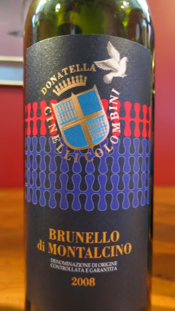2008 Donatella Cinelli Colombini Brunello di Montalcino from DOCG, Tuscany, Italy (92 pts)