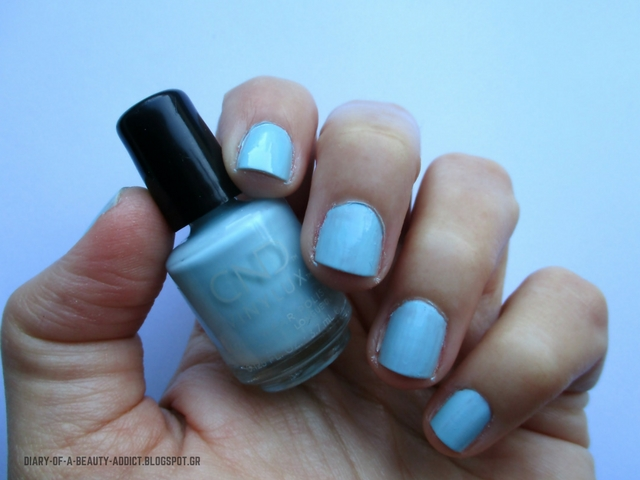 CND Chic Shock Taffy