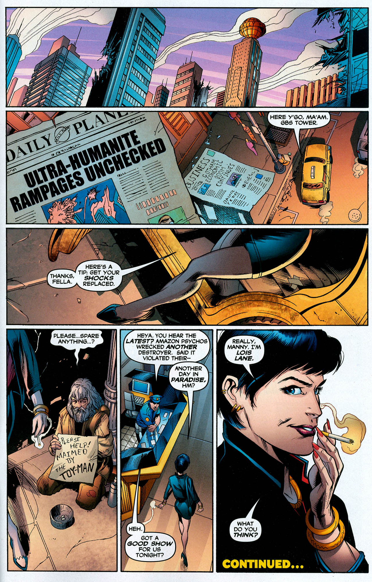 Read online Trinity (2008) comic -  Issue #17 - 30