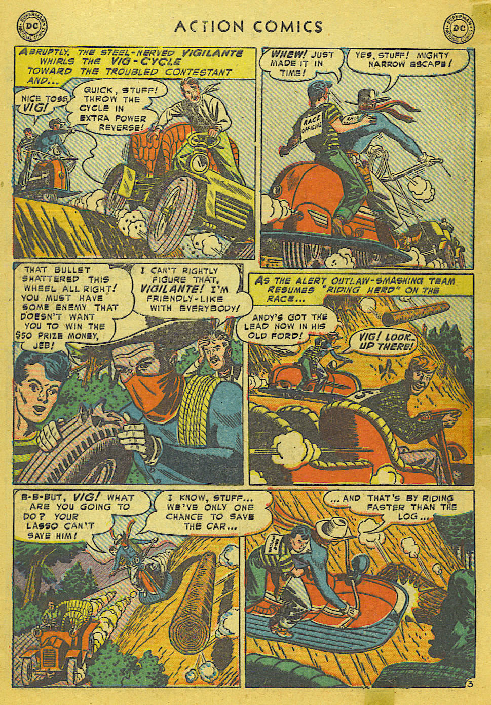 Read online Action Comics (1938) comic -  Issue #186 - 29