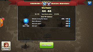 Clan TARAKAN 2 vs Quezon Warriors, TARAKAN 2 Win