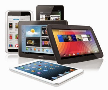 Tablets Sale Rises by 68%