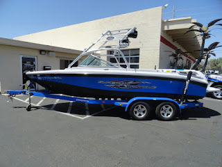 2007 Correct Craft Super Air Nautique 210 TE