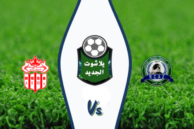 نتيجة مباراة نهضة الزمامرة وحسنية اكادير اليوم الجمعة 7 أغسطس 2020 الدوري المغربي