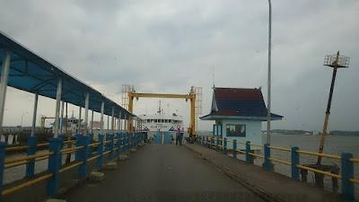 Pelabuhan Ferry Penajam