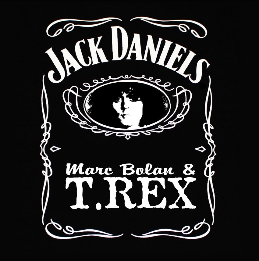 What If - Misc: Marc Bolan & T Rex - Jack Daniels - 1977