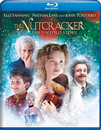 The Nutcracker 2010 Dual Audio Hindi 480p BluRay 300MB