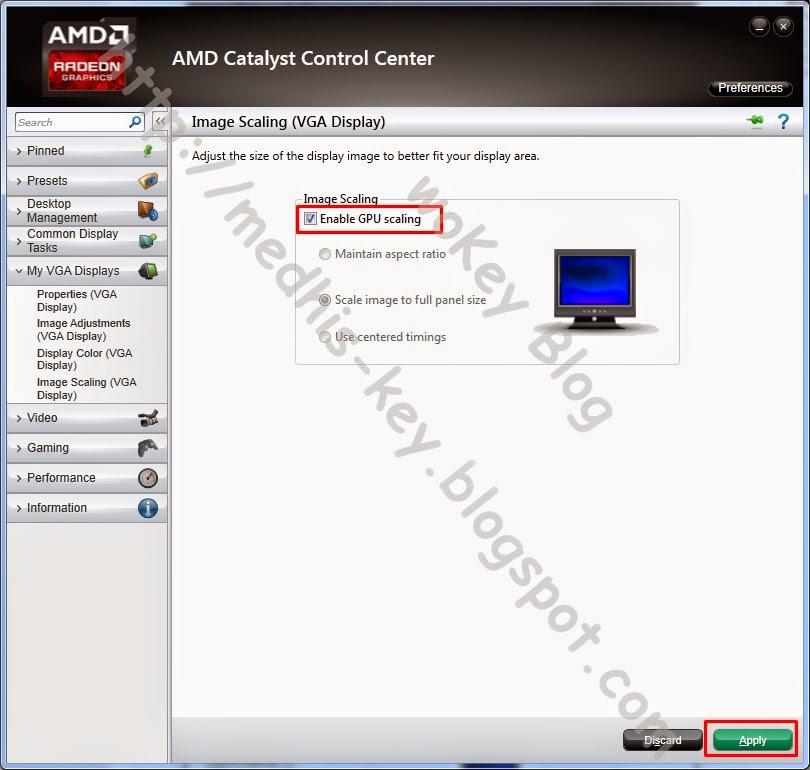 ati catalyst control center download xp