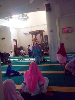 Saat Nai Ikut Lomba Tahfiz Al-Qur'an