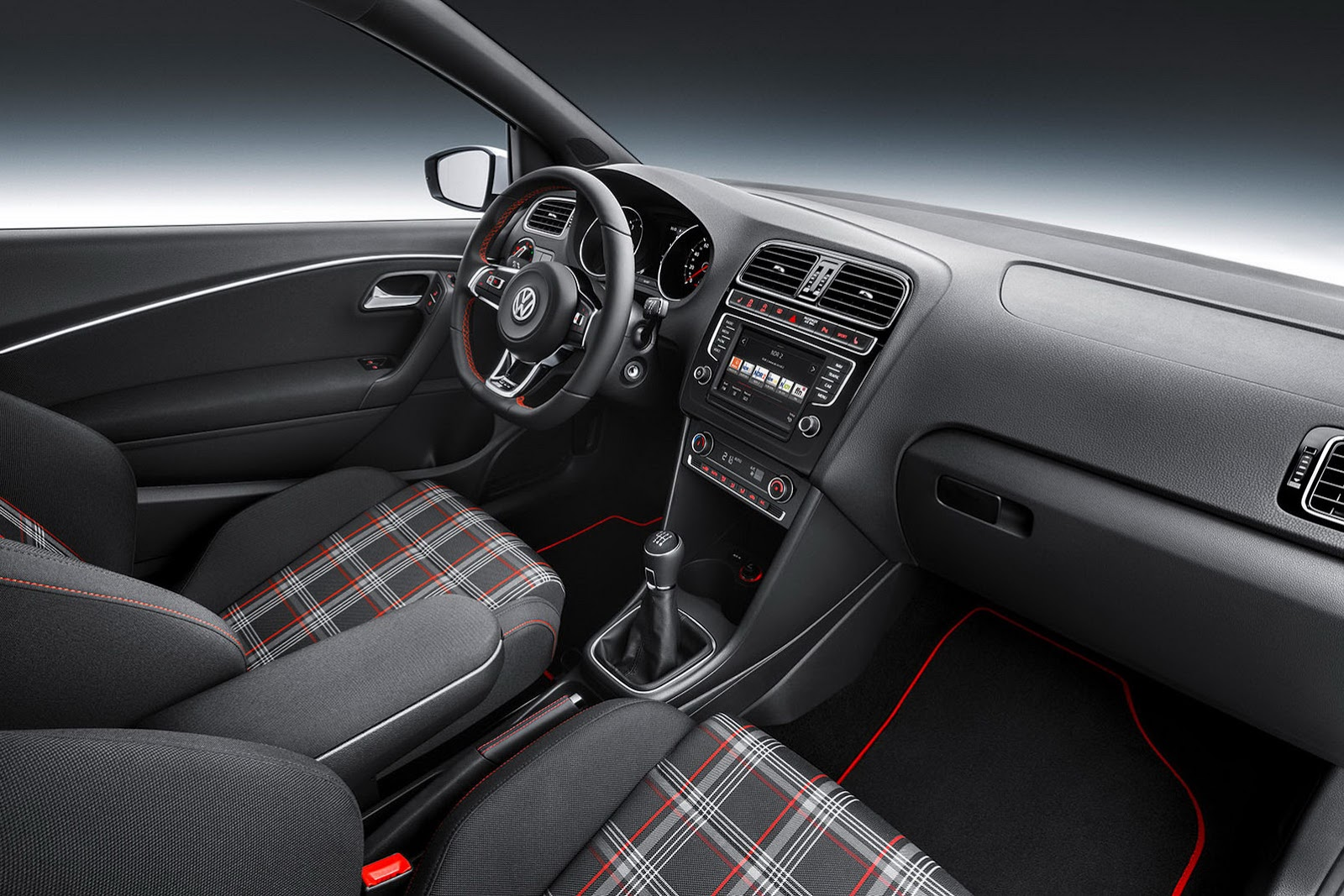 Innenausstattung Vw Polo 2015 Vw Polo Gti Facelift Gets New 190ps 1 8l Turbo And