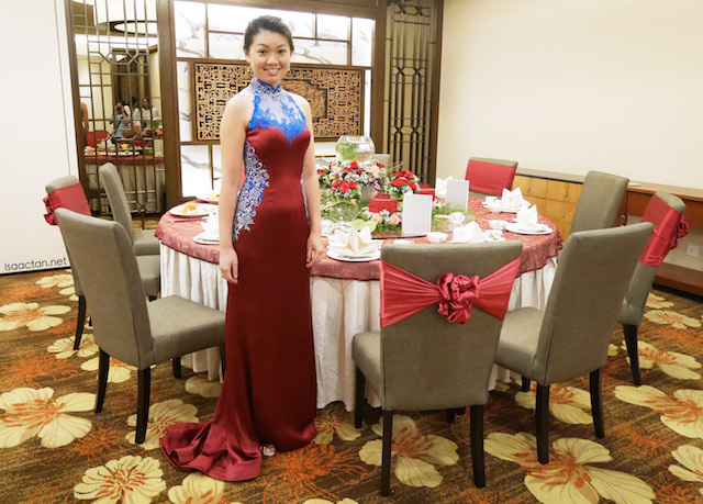 Enjoy an exquisite 9 course Chinese Set Dinner