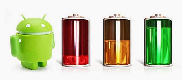 Cara Mengatasi Agar Baterai Android Tidak Boros