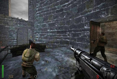 Gameplay Return to Castle Wolfenstein