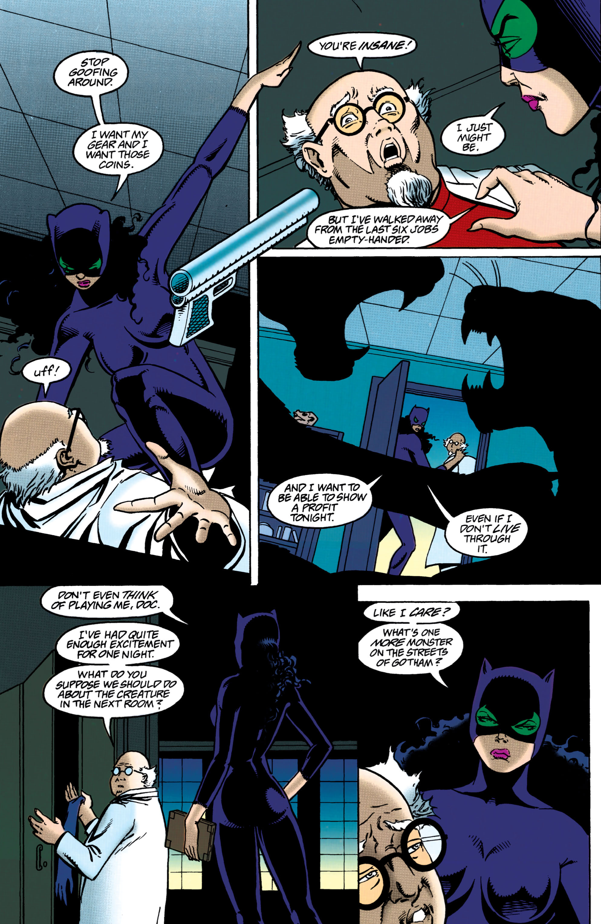 Catwoman (1993) Issue #37 #42 - English 19