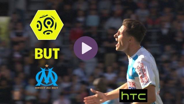 BUT Thauvin lors Marseille vs Nancy (Vidéo)