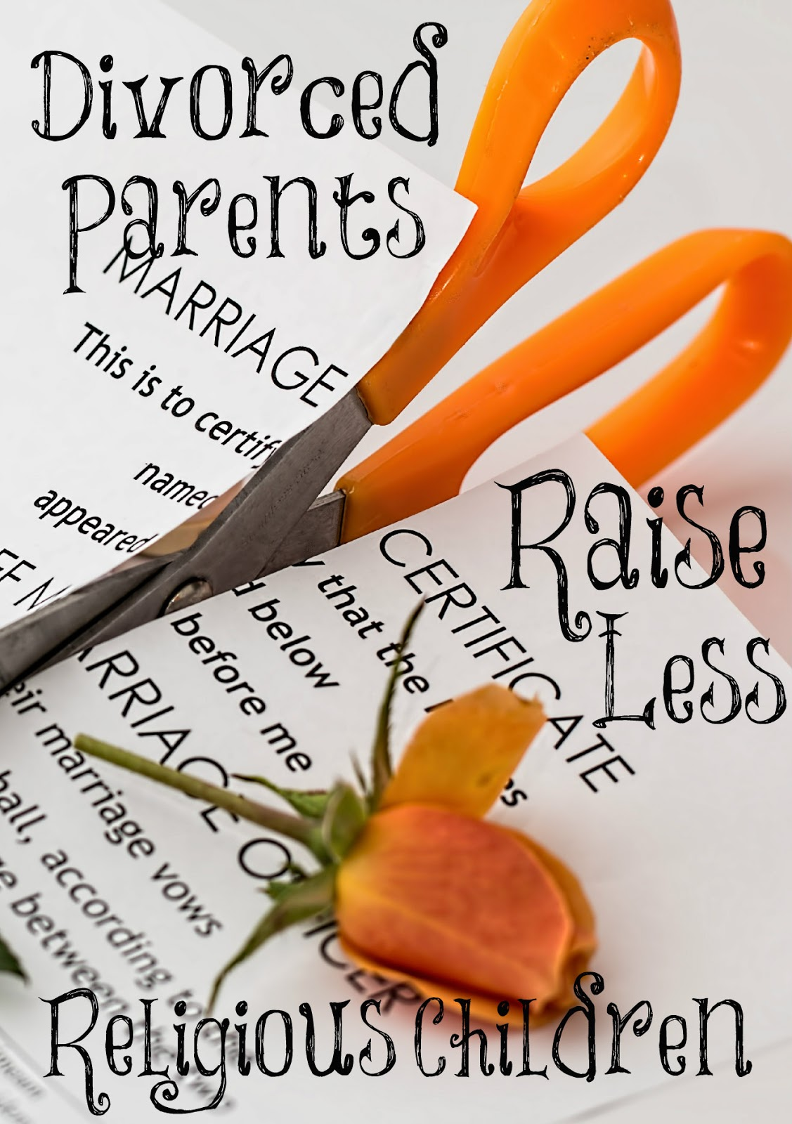 divorced parents and children The top 5 mistakes divorced parents make  i tell parents to treat their child's weekend away with their ex-spouse as if the child has just visited an aunt or uncle, neuman says saying.