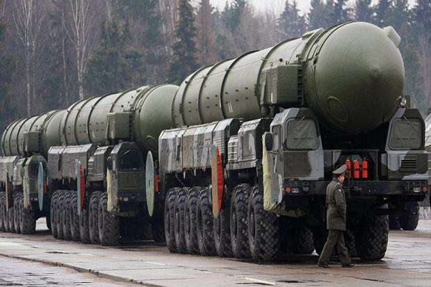 Parade Militer Rusia Pamerkan Alutsista Canggih